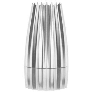 Gring Spice mill - / Salt & pepper by Alessi Metal