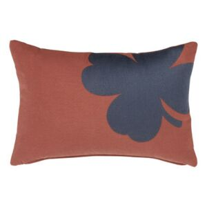 Trèfle Outdoor cushion - / 68 x 44 cm by Fermob Red