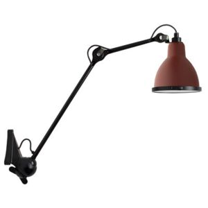 N°222 XL Outdoor wall light - / Outdoor by DCW éditions Red/Black