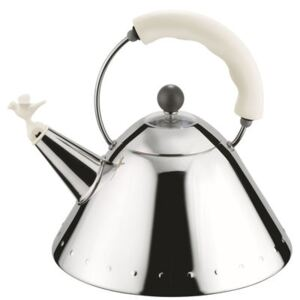 Oisillon Kettle by Alessi White