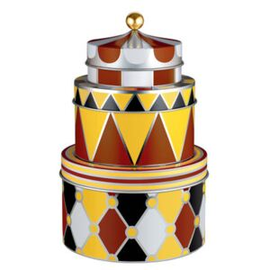Circus Box - Set of 3 by Alessi Multicoloured