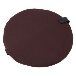 Color Mix Chair cushion - / Ø 40 cm by Fermob Red/Purple