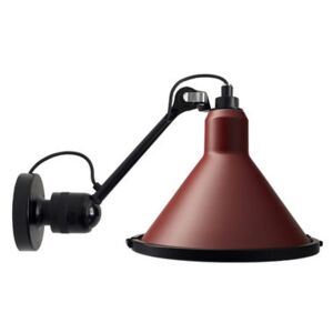 304 XL Outdoor Seaside Outdoor wall light - / Adjustable - Ø 32 cm / Cone by DCW éditions Red