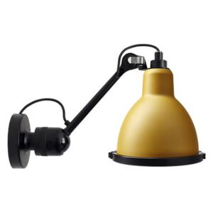 304 XL Outdoor Seaside Outdoor wall light - / Adjustable - Ø 22 cm / Round by DCW éditions Yellow