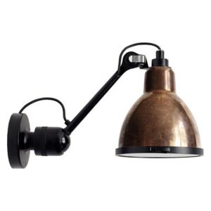 304 XL Outdoor Seaside Outdoor wall light - / Adjustable - Ø 22 cm / Round by DCW éditions Copper/Metal