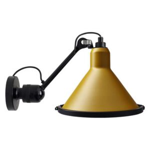 304 XL Outdoor Seaside Outdoor wall light - / Adjustable - Ø 32 cm / Cone by DCW éditions Yellow