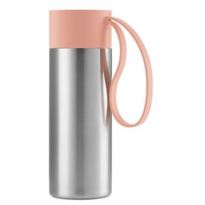 To Go Cup Insulated mug - / With lid - 0.35 L by Eva Solo Pink