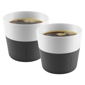 Lungo Cup - Set of 2 - 230 ml by Eva Solo White/Black