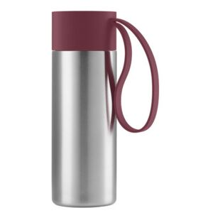 To Go Cup Insulated mug - / With lid - 0.35 L by Eva Solo Purple