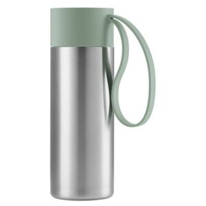 To Go Cup Insulated mug - / With lid - 0.35 L by Eva Solo Green