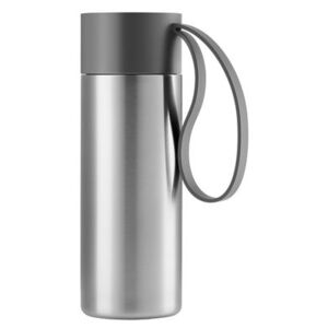 To Go Cup Insulated mug - Insulated - 0,35 L by Eva Solo Grey/Metal