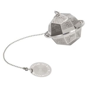Etch / The clipper Poly Infuser by Tom Dixon Silver/Metal