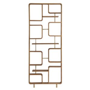 Claustra Partition - / shelf - Wood - L 90 x H 240 cm by RED Edition Natural wood