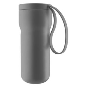 Nordic Kitchen Insulated mug - / with tea infuser by Eva Solo Black