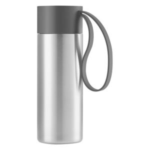 To Go Cup Insulated mug - Insulated - 0,35 L by Eva Solo Black/Metal