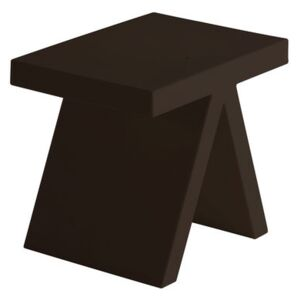 Toy End table by Slide Brown