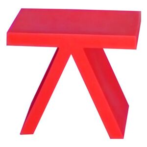Toy End table by Slide Red