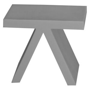 Toy End table by Slide Grey