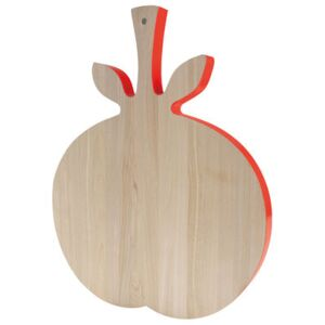 Vege-Table Chopping board by Seletti Red