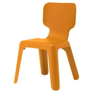 Alma Children's chair by Magis Collection Me Too Orange