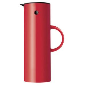 Classic EM77 Insulated jug by Stelton Red
