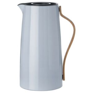 Emma Insulated jug - 1,2 L / Thermo by Stelton White/Grey/Beige