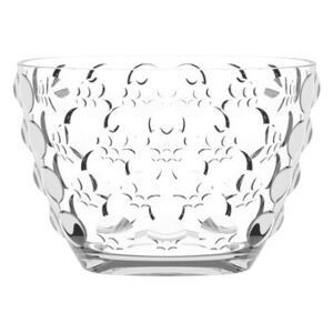 Bolle Champagne bucket by Italesse Transparent