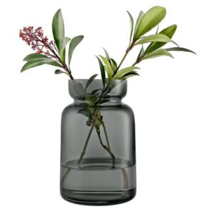 Silhouette Large Vase - / H 22 cm by Eva Solo Grey