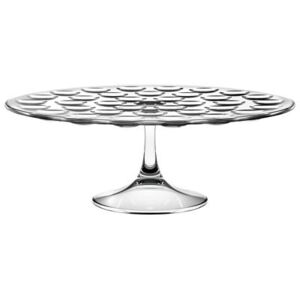 Bolle Presentation dish by Italesse Transparent