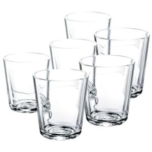 Water glass - Set of 6 by Eva Solo Transparent