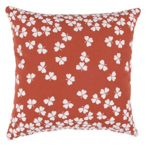 Trèfle Outdoor cushion - / 44 x 44 cm by Fermob Red