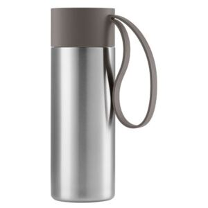 To Go Cup Insulated mug - / With lid - 0.35 L by Eva Solo Beige