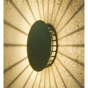 Meridiano Outdoor wall light by Vibia Green