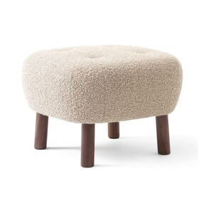 ATD1 Pouf - / Looped wool by &tradition Beige