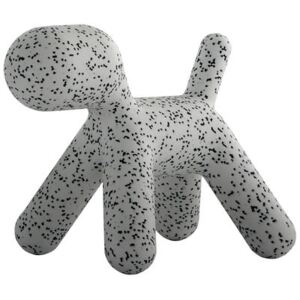 Puppy XL Children's chair - / Extra Large - L 102 cm by Magis Collection Me Too White