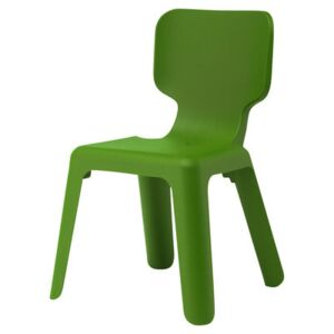Alma Children's chair by Magis Collection Me Too Green