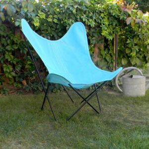 Batyline OUTDOOR Cover - / For AA Butterfly armchair by AA-New Design Blue