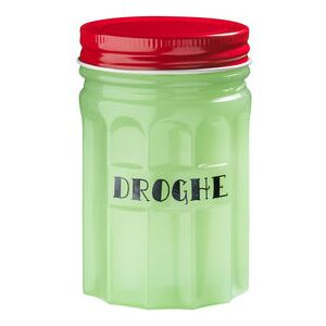 Droghe Box - / H 11 cm - Porcelain by Bitossi Home Green