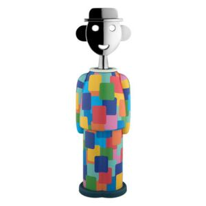 Alessandro Bottle opener - / Special edition by Alessi Multicoloured