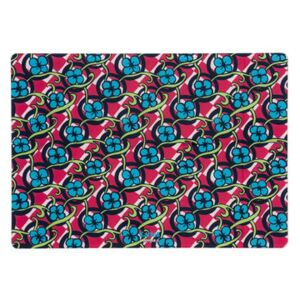 L'Americana La Double J Placemat - / 42 x 30 cm by Kartell Blue/Red