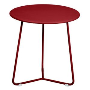 Cocotte End table - / Stool - Ø 34 x H 36 cm by Fermob Red