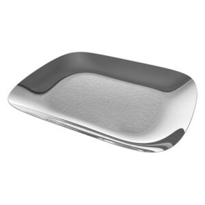 Dressed Tray - Rectangular 45 x 34 cm by Alessi Metal