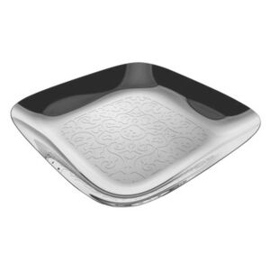 Dressed Tray - Square 34 x 34 cm by Alessi Metal