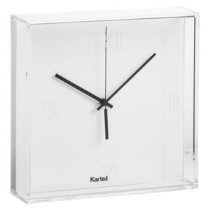 Tic & Tac Wall clock by Kartell White