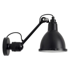 N°304 XL Wall light - / Outdoor - Arm: L 30 cm by DCW éditions - Lampes Gras Black