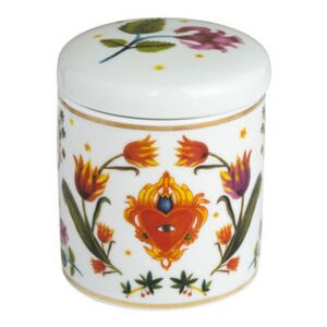 Cuore Occhio Scented candle - / Porcelain by Bitossi Home Multicoloured
