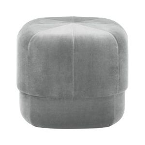 Circus Small Pouf - Coffee table - Small - Ø 46 cm by Normann Copenhagen Grey
