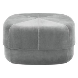 Circus Large Pouf - Coffee table - Large - 65 x 65 cm by Normann Copenhagen Grey