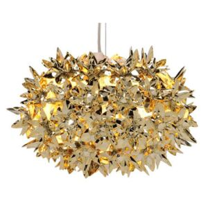 Bloom Bouquet Pendant by Kartell Gold