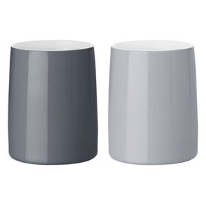Emma Thermal travel cup - Set of 2 / Thermo by Stelton Grey